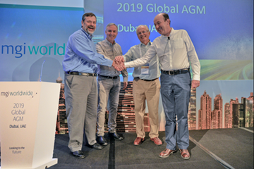MGI Worldwide merge with CPAAI